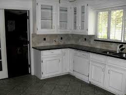 kitchen tile floors white cabinets floor design ideas