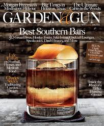 garden and gun magazine. Garden \u0026 Gun Is Younger, Having Been Founded In 2007. Though Its Unusual Title Frequently Provokes Raised Eyebrows \u2014 It\u0027s Named For A Prominent (but Now And Magazine