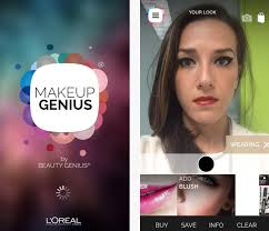 the makeup mirror happens to be another exciting app to make your life easier designed by l oreal paris
