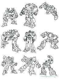 rescue bots coloring pages transformers heatwave page