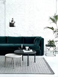 emerald green velvet sofa great in plan tufted g