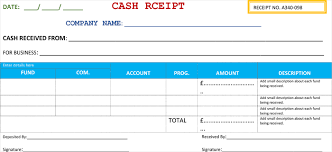 Receipt Format Word 21 Free Cash Receipt Templates For Word Excel And Pdf