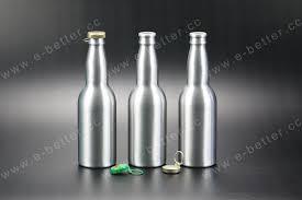 Aluminium Bottle Beer