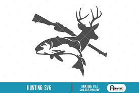 Are you searching for monogram png images or vector? Hunting Graphic By Pinoyartkreatib Creative Fabrica