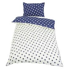 navy and white stars duvet
