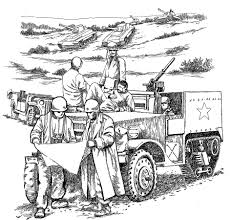 Veterans day coloring page sheets for kids. Story Of World War Ii Coloring Book Dover History Coloring Book Peter F Copeland 9780486436951 Amazon Com Books