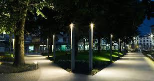 b lux s brand new street light