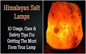 Real Salt Lamp