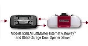 garage door liftmasterLiftMaster uses your iPhone as a remote garage door opener