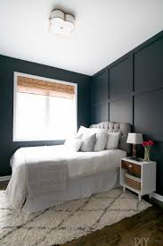 blue white bedroom walls color