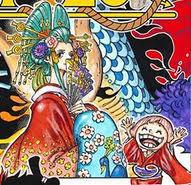「ワンピース 92巻 ネタバレ」の画像検索結果