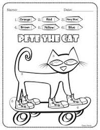 Small Picture Pete the Cat Rocking in my School Shoes coloring page Super