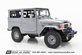 1980 Toyota Land Cruiser | Classic Car Studio