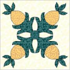 52 best Free Quilt Block Patterns images on Pinterest | Columns ... & Pineapple Block; free appliqué quilt block pattern with great links to free  video lessons Adamdwight.com
