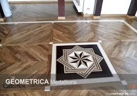 wood floor inlays. Hardwood Floor Medallions - \u201dGeometrica\u201d Wood Inlays