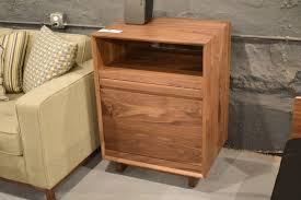 Aero Record Player Cabinet in Walnut MiY Home