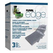 <b>Наполнитель</b> для Фильтра Fluval «Edge» Активированный Уголь ...