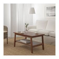 lunnarp coffee table white 35 3 8x21