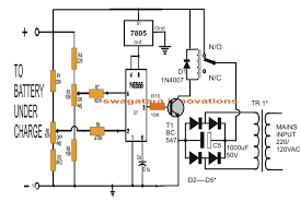 automatic lead acid battery charger circuit using ic 555 automatic lead acid battery charger circuit using ic 555