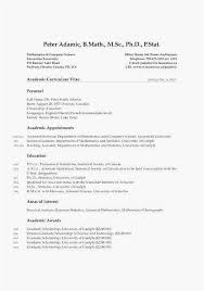 High School Resume Template For College Application Lovely 20