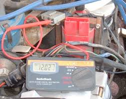 troubleshooting your ignition system ford muscle forums ford if voltage is not getting to the coil than the problem is either a bad ignition switch or a bad connection some where between the ignition switch and coil