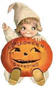 Image result for free vintage halloween printables
