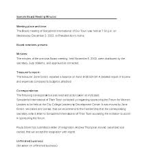 Board Report Template Word Conference Report Template Word