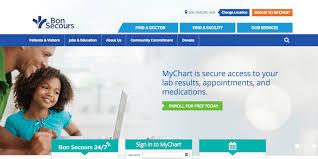 Bon Secours My Chart Bon Secours Hospital Get Smart West Baltimore Drug Free