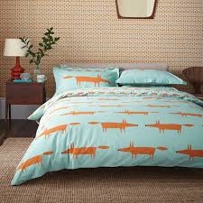 scion mr fox duvet cover set from palmers department