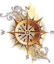 эскизы тату компас и карта эскиз для татуировки компас эскизы