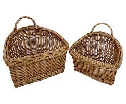 kitchen wall baskets kitchen ideas