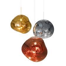 melt pendant lamps by tom dixon