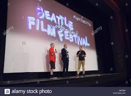 Seattle Design Festival 2016 L R Composer Mike Mccready Cinematographer Ty Minton Small