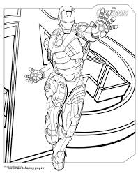 Coloring Pages Page Iron Man Symbol In Book Hoteldateninfo