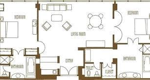 Mirage Two Bedroom Tower Suite Unique Decorating Design