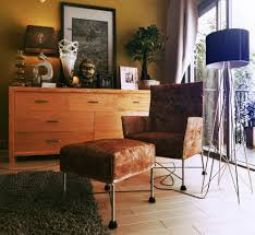 Designs by Style: Mustard Lounge Area - Asian Style