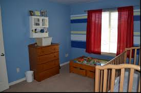 Painting Childrens Bedroom Red White And Blue Painted Furniture Boys Bedroom Makeover Paint
