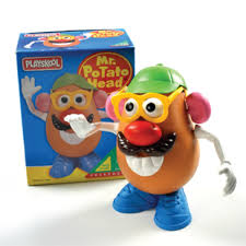 original mr potato head 1952. Beautiful Potato Kids Play With The Food They Donu0027t Want To Eat George Lerner An Inventor  Who Figured That Vegetables A Little Personality Might Have Better Chance  For Original Mr Potato Head 1952 O
