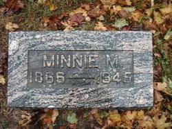Minnie M. Miles Richter (1866-1945) - Find A Grave Memorial