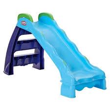Little Tikes <b>2-in-1</b> Indoor-<b>Outdoor</b> Wet Or Dry Slide : Target