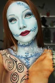 sally nightmare before makeup costumes makeup sally and make up
