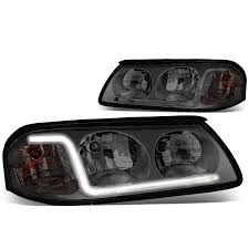 All Chevy 95 chevy headlights : DNA Motoring | Rakuten: For 00-05 Chevy Impala Pair of Headlight ...