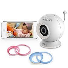 Amazon.com: D-Link DCS-825L HD WiFi Baby Camera - Temperature Sensor ...