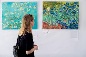 Выставка «<b>Неизвестный Ван Гог</b>» в ДК МИИТ - Москва 2020