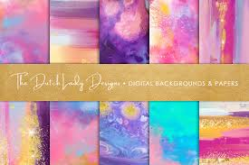colorful brush strokes sn background textures