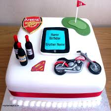 Birthday Cake For Brother In Law Wish Cute Video Youtube 480360