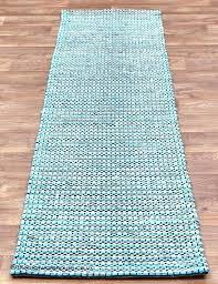 green runner rug inspirational linden aqua of unique sage mint exotic blue