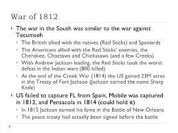 apush ch web war of 1812
