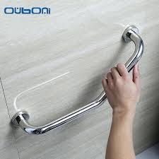 handrails for bathtubs yanksmart wall mounted handle bathtub safety handle stainless steel bathtub grab bars toilet handrail for elderly chromed