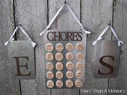 Cork Board Chore Chart These Diy Chore Charts Will Make Cleaning Fun Yes Really